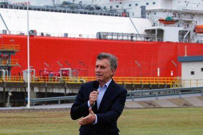 Energía: el Gobierno prepara un invierno con menos importación de gas