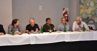 Maturano aprovechó el asado de Barrionuevo para pedirle a Massa que baje a la Provincia