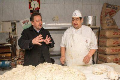Gremio de Pasteleros adelantó la revisión salarial y selló nuevos aumentos
