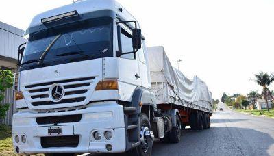 Entre Ríos brindará exenciones impositivas a transportistas de carga en forma online
