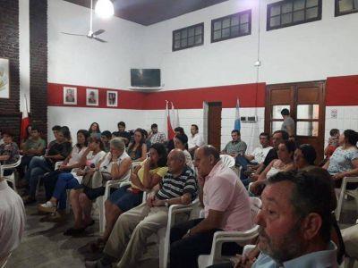 El radicalismo de Trenque Lauquen respalda a Daniel Salvador para un nuevo mandato como vicegobernador de María Eugenia Vidal