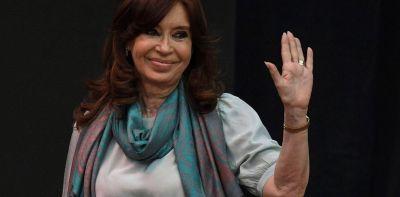 Cristina Kirchner y un guiño a los dirigentes del Pj bonaerense por un video