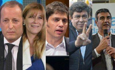 Elecciones 2019: ¿Quiénes son los candidatos a gobernador del peronismo en la provincia de Buenos Aires?