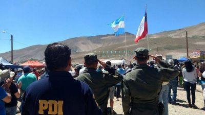 Argentinos y chilenos se reunieron para participar del Encuentro Paso Pehuenche