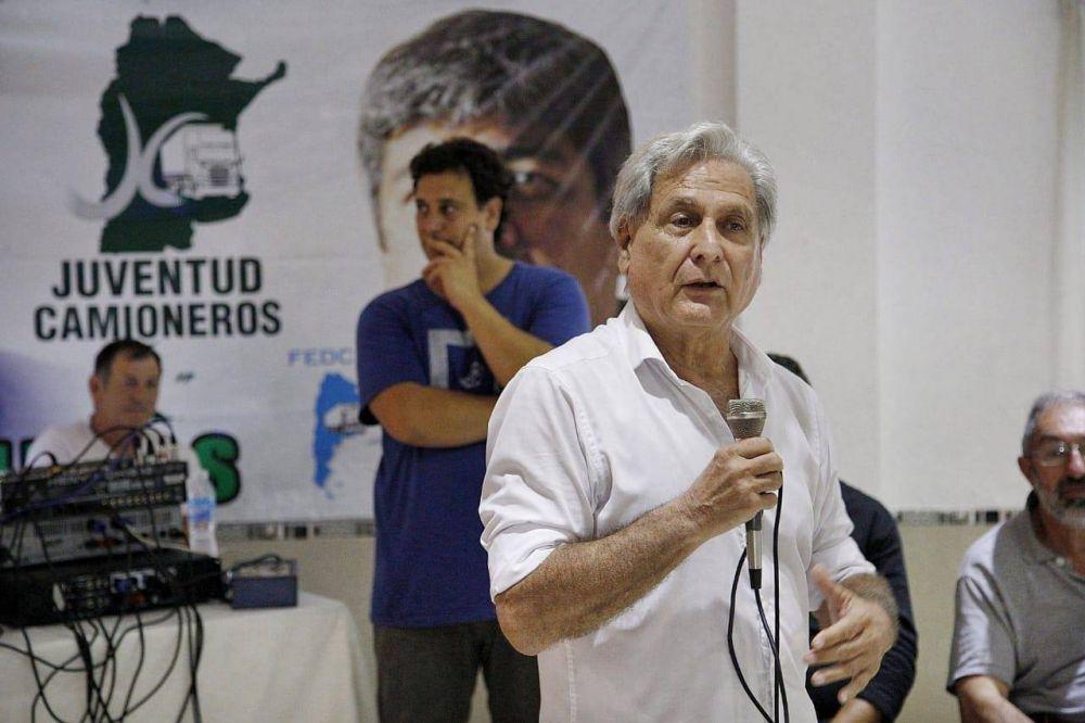 Solanas y Urribarri encabezaron un encuentro con más de 50 sindicatos de toda la provincia