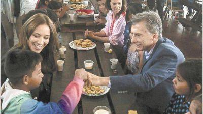 Macri se muestra cada vez más cerca de Vidal, en modo campaña