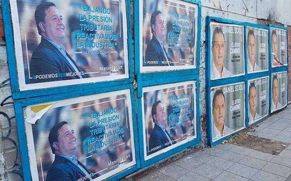 En silencio, Manino Iriart se perfila como posible candidato a intendente