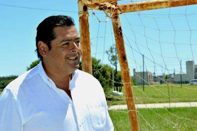 "Marcelo Sosa: ""Estoy trabajando para ser intendente de Mar Chiquita"""