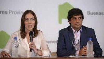 POLÍTICA: Vidal lanza créditos para intendentes