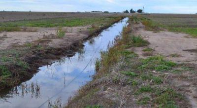 El Concejo Deliberante de Rivadavia reclama a Hidráulica por la existencia de canales clandestinos en el distrito de General Villegas