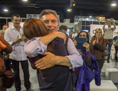 Macri se aferra a Vidal para subir en las encuestas