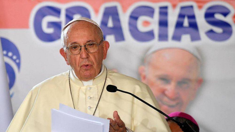 Venezuela, el Papa: buscar una solución respetando los derechos humanos