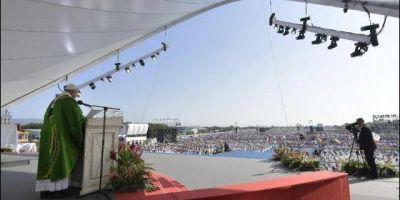 Estas son las diez frases que deja el Papa en la JMJ