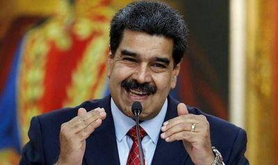 Maduro tomará acciones legales contra EEUU tras las sanciones a PDVSA