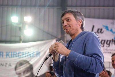 """El """"dedazo"""" de Máximo Kirchner dejaría con una lista única en La Plata y hay varios que están pidiendo pista en otras opciones"""