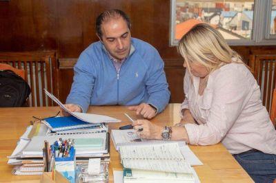 """""""El barrio Terrazas del Fin del Mundo tendrá agua y cloacas por red"""", anunció la gobernadora Bertone"""