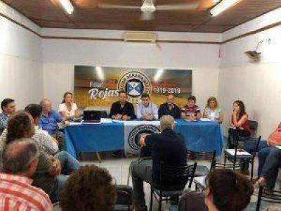 Rojas: La Federación Agraria criticó por las obras hídricas inconclusas