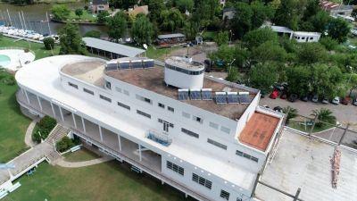 Clubes que apuestan a la sustentabilidad: Regatas La Plata se suma a las energías renovables
