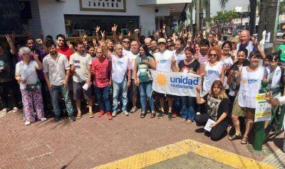 Referentes del kirchnerismo de Tigre se expresaron contra el