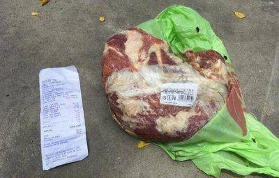 Nuevos problemas por carne en mal estado en el Supermercado Coto