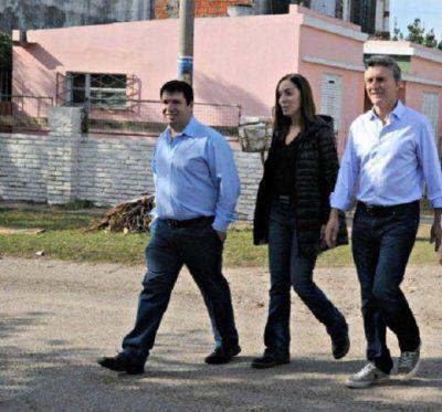 """""""Trabajo todos los días para ser intendente de Moreno"""""""