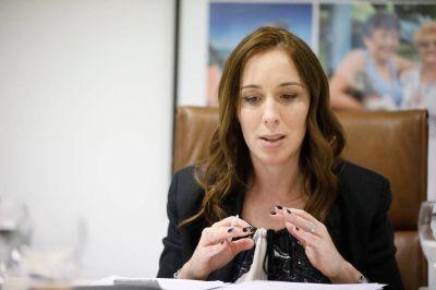 Cambio de tendencia: Vidal nombró más mujeres que hombres en la Justicia bonaerense