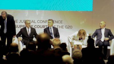 Conflictos de Mauricio Macri con el Poder Judicial