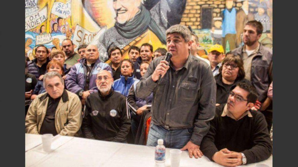 Moyano quiere terciar en la candidatura a gobernador y pide que sea un gremialista