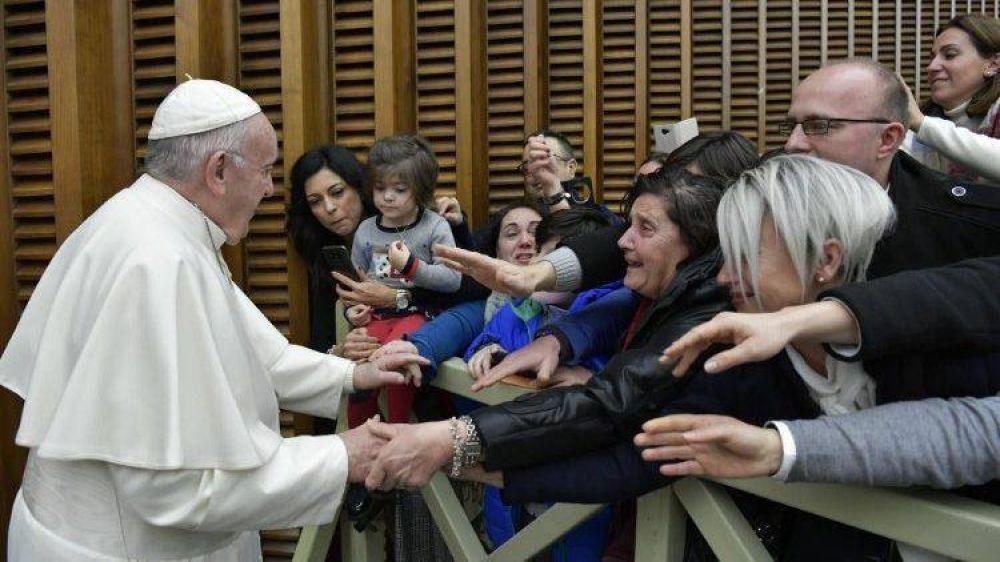 Papa: los jóvenes son levadura de paz, contra los muros y los nacionalismos
