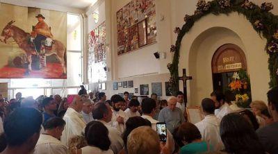 Recuerdan 105 años de muerte de Santo Brochero, patrono del clero argentino
