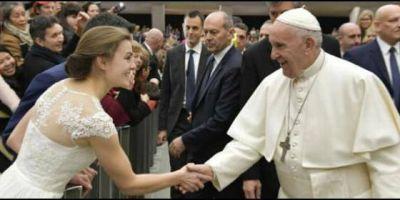El Papa lamenta el
