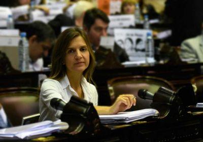 Diputada marplatense criticó la creación de la Agencia de Deportes
