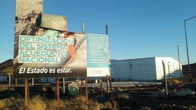 La Justicia rechazó el planteo de Santa Cruz por la planta de osmosis