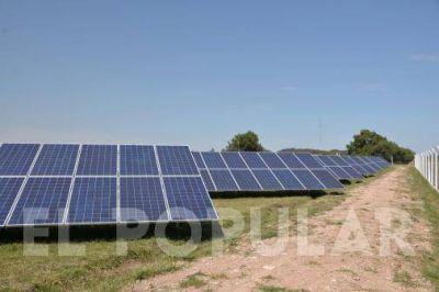 Energía renovable: crecen los parques solares en la provincia