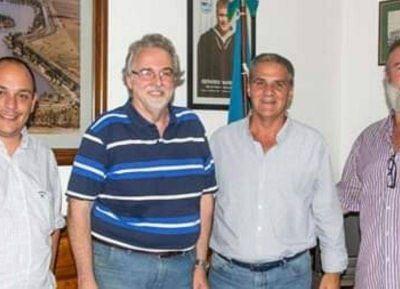 Colón: Visita del Dr. Gustavo Marenzi y Feria del Libro
