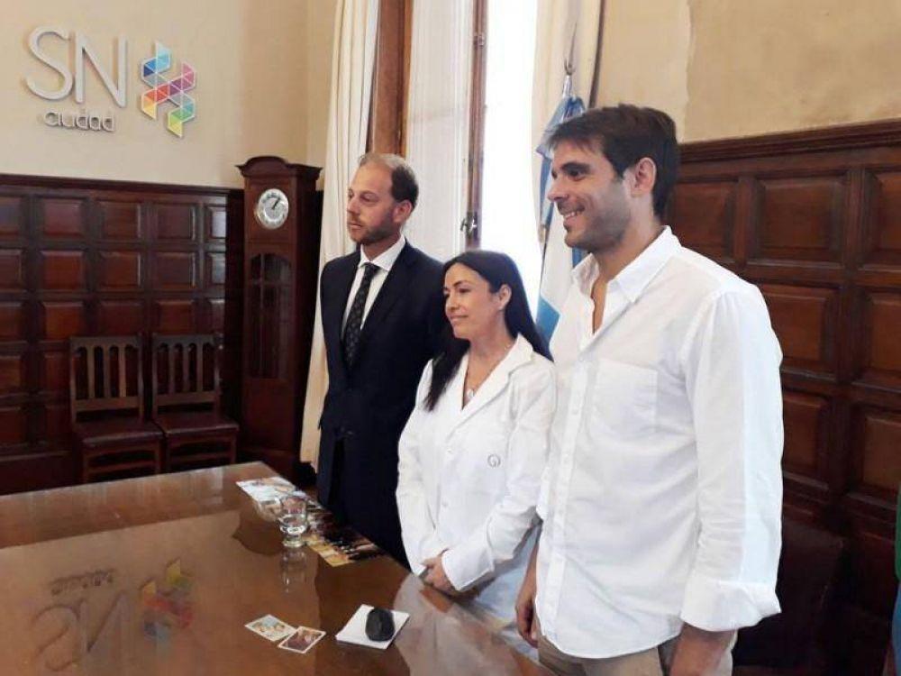 Anunciaron formalmente la construcción del nuevo sanatorio privado en San Nicolás