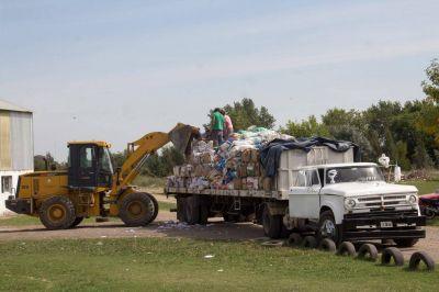 Durante el 2018 continuó incrementándose la separación de residuos recicables