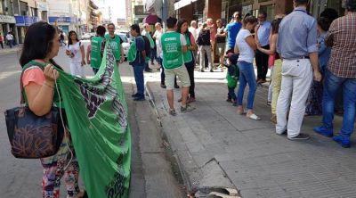 Asamblea de empleados del PAMI: denuncian