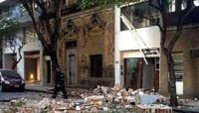 Preocupación de los ingenieros por la falta de exigencia municipal en el mantenimiento de fachadas y balcones