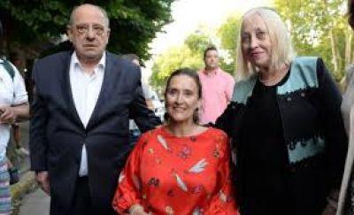 Arroyo recibió Gabriela Michetti