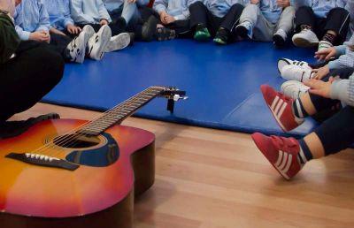 Música en los jardines municipales: Se buscan postulantes para cubrir cargo docente
