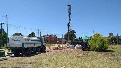 Dos nuevas bombas de agua a punto de ser conectadas a la red