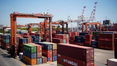 Se inició una nueva protesta gremial que genera pérdidas millonarias en los puertos de todo el país