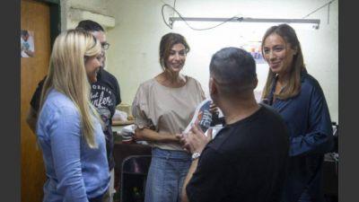Awada vuelve a mostrarse y se suma a la campaña de Vidal tras el acuerdo electoral
