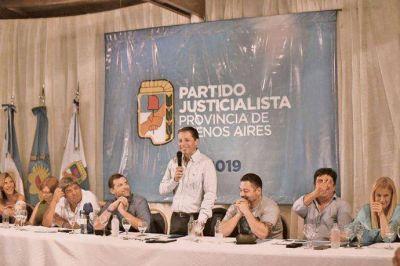 Insaurralde apela a Massa tras la ofensiva de Magario-Kicillof