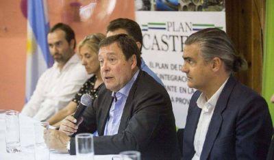"""""""El Plan Castello significa mirar a Río Negro hacia adelante"""""""