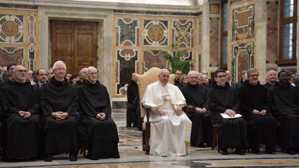 El Papa al Capítulo de la Orden Hospitalaria de San Juan de Dios