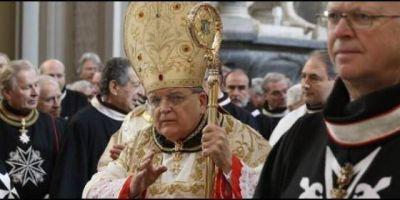 Burke mintió: el Papa quería