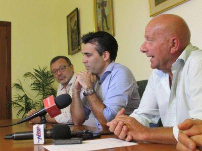 El Ejecutivo y el Sindicato Municipal firmaron el acta de acuerdo de la paritaria 2019