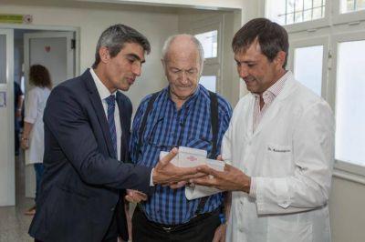 Banco Galicia contribuye con la mejora de la salud en la comunidad de Necochea